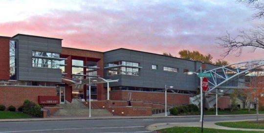 CHUH Main Library