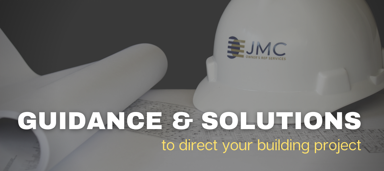 Guidance & Solutions to direct your building projects.